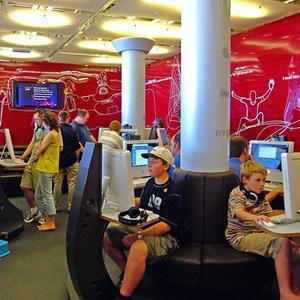 Интернет-кафе Шелехова