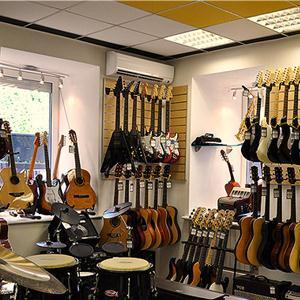 Музыкальные магазины Шелехова