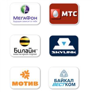 Операторы сотовой связи Шелехова