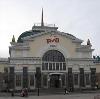 Железнодорожные вокзалы в Шелехове