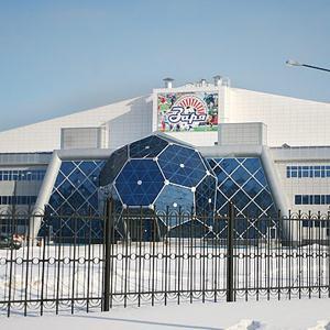 Спортивные комплексы Шелехова