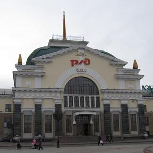 Железнодорожные вокзалы Шелехова